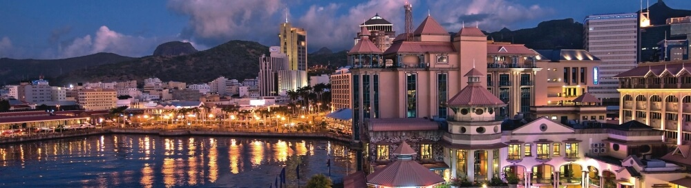 Le Caudan : Port Louis