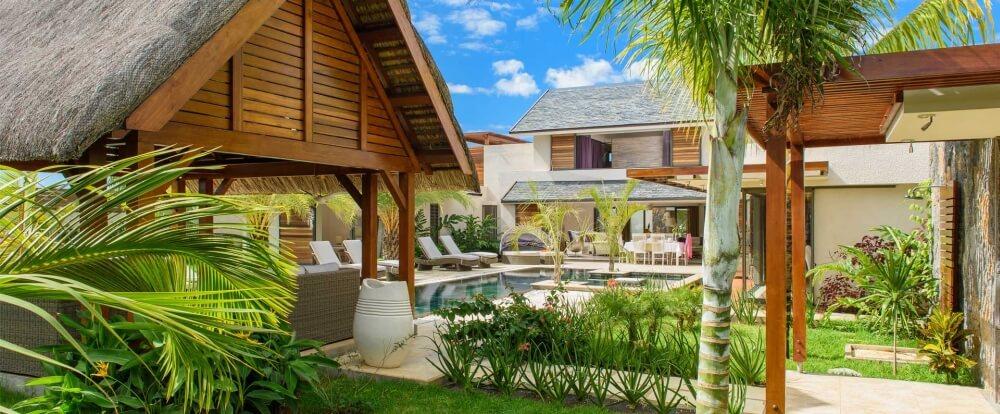 Villa de luxe à l'ile Maurice