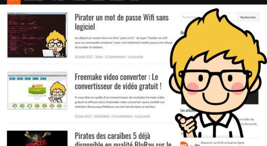 Le Blog du Geek Malin