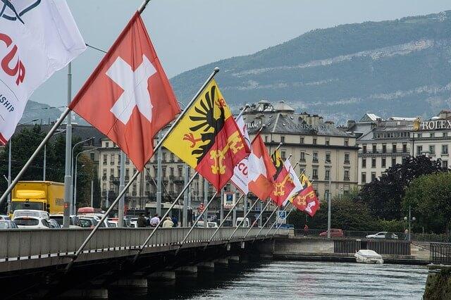 Genève est une ville de chocolatier