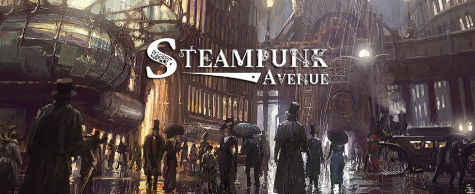 Steampunk Avenue