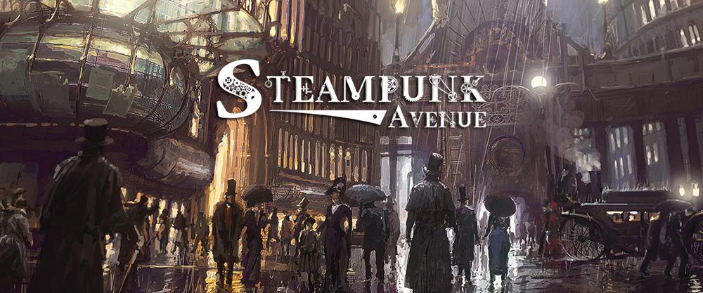 Interview avec Alex de la boutique Steampunk Avenue