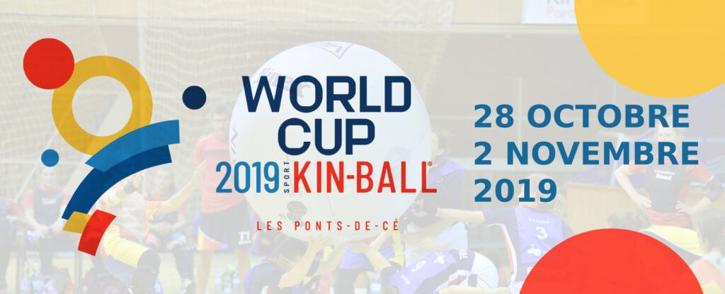 dates coupe du monde de sport Kin-Ball 2019