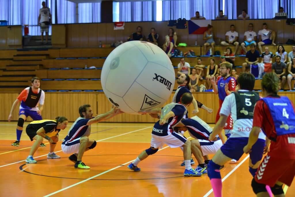 match coupe du monde de sport Kin-Ball