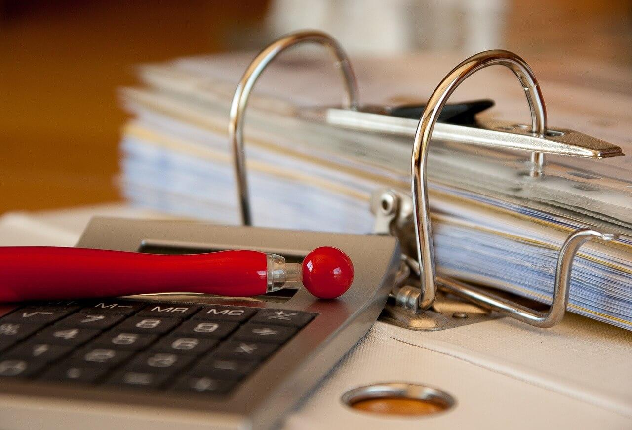 classeur factures