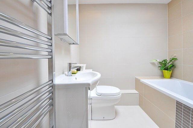 plancher chauffant salle de bain